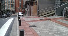 calle Autonomía Sestao