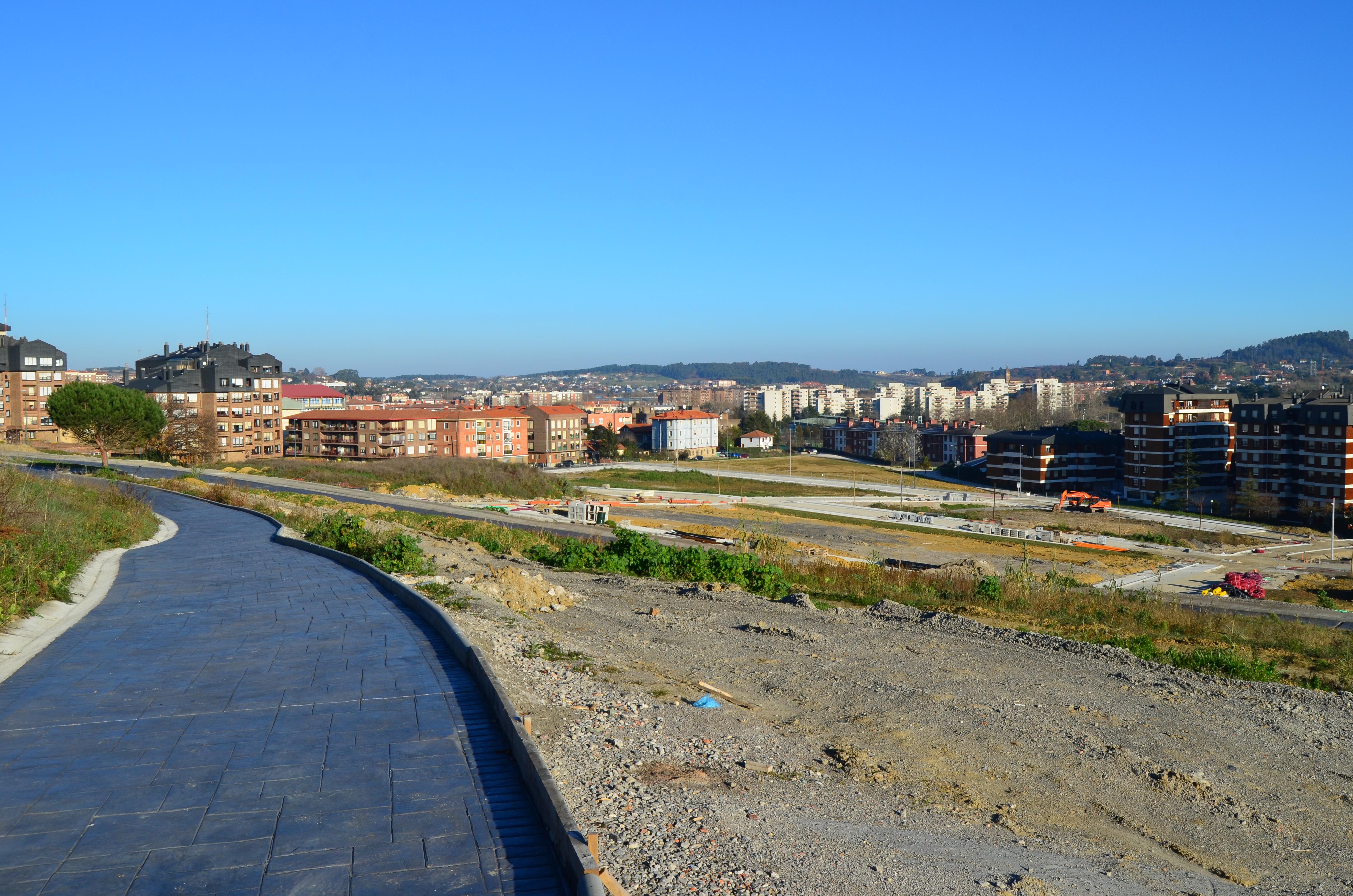 Urbanización Iturribarri